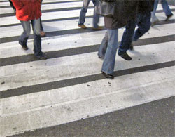 Bay Area pedestrian accident lawyer and San Francisco personal injury attorneys.